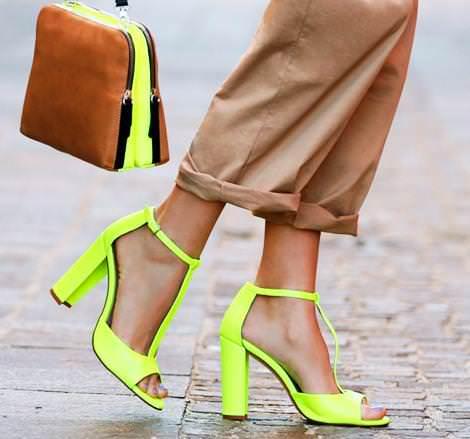 Los Slippers, el calzado que ha desterrado a las bailarinas