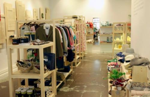 Spain Makes en Las Rozas Village: una concept store con lo mejor del hadmade español