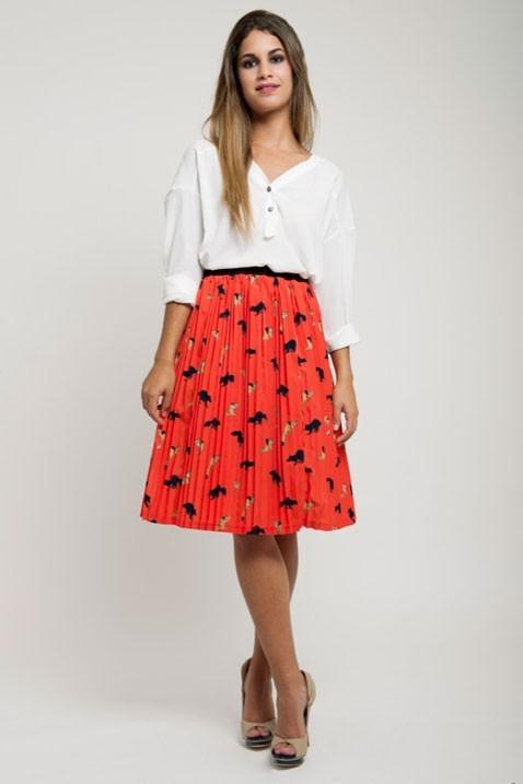 falda-zorro charme closet