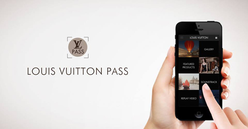 Aplicación Louis Vuitton Pass