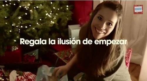 Campaña Decathlon Navidad