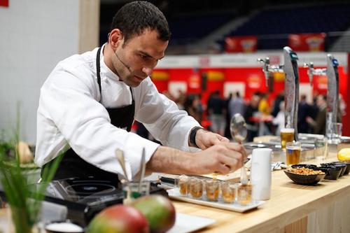 Show Cooking Darío Barrio