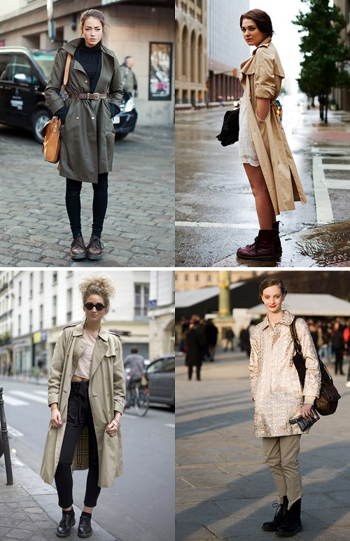 Street Style con Dr. Martens
