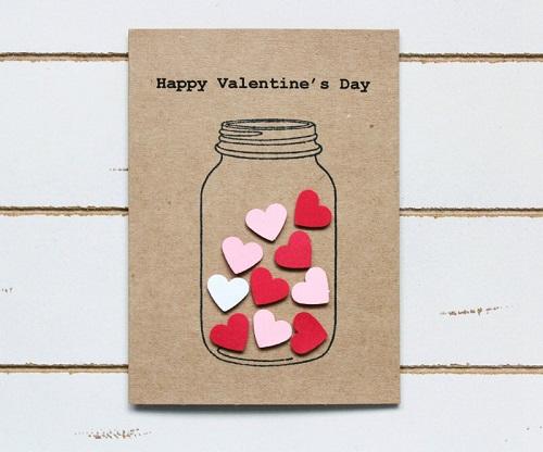 Tarjeta de San Valentín 02