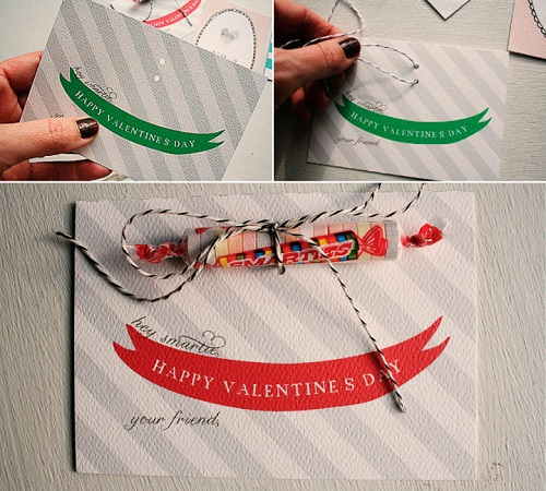 Tarjeta de San Valentín 03
