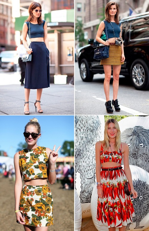 Tendencia crop top y cropped shirts 05