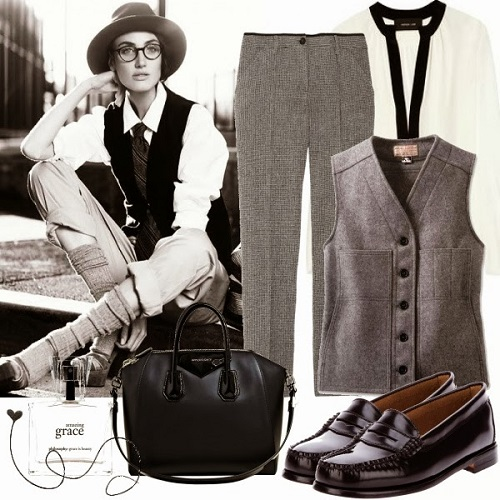 Tomboy Style, un estilo que llegó para quedarse