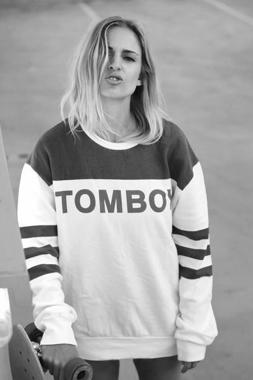 Tomboy Style 40