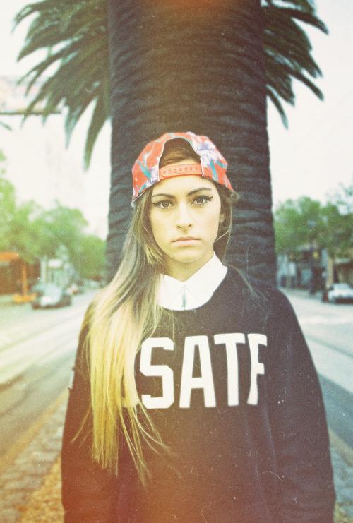Moda hipster femenina