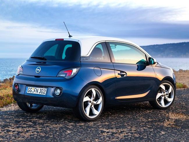 Adam: el nuevo coche urbano de Opel España
