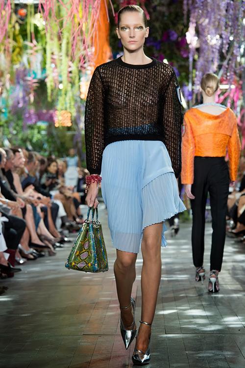 Falda Dior