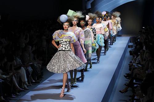 Desfile Dior
