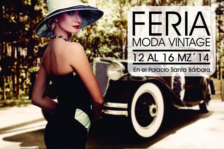 6ª edición de la Feria de Moda Vintage de Madrid