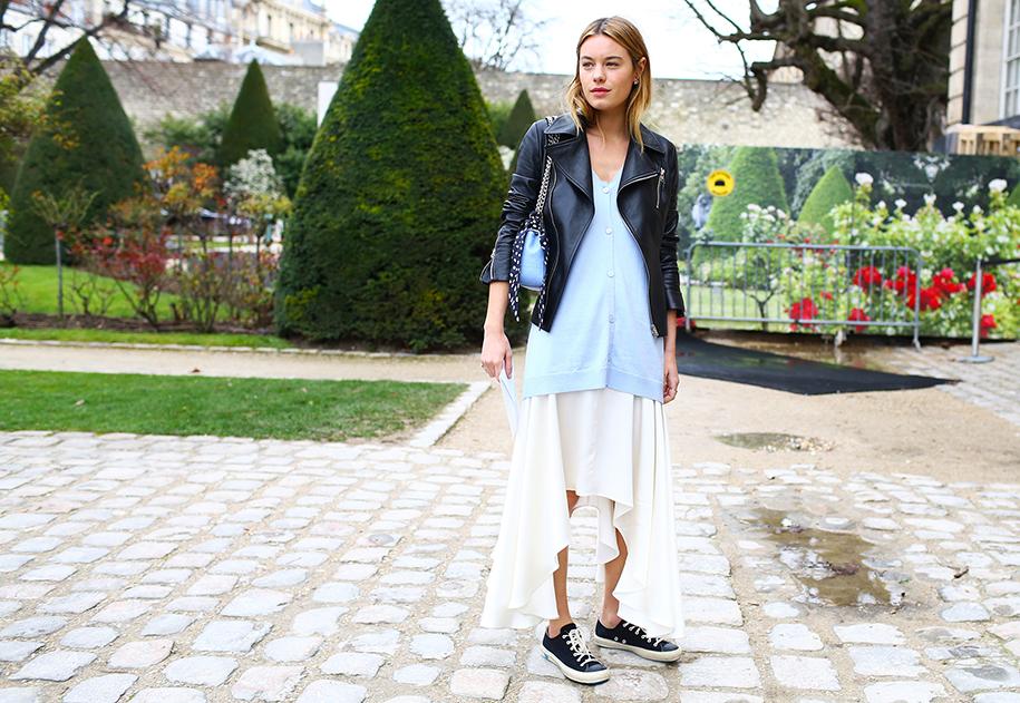 El street style a lo largo de las semanas de la moda