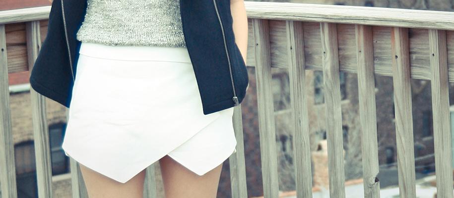 Faldas origami, el look de este verano