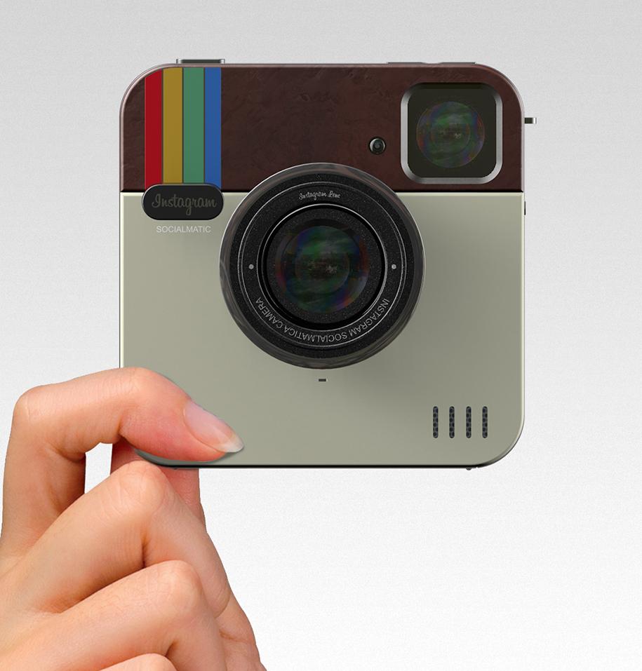 Socialmatic: la unión de Instagram y Polaroid
