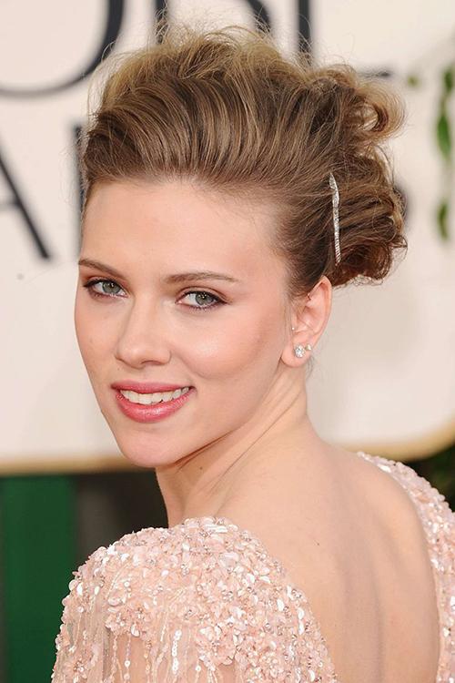 Scarlett Johansson horquilla