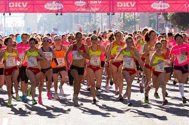 Carrera de la Mujer en Valencia: un éxito compartido