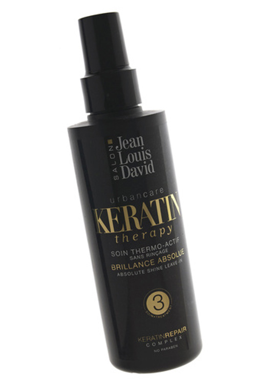 el spray Thermo Activo Keratin Therapy de Jean Louis David