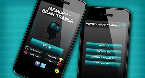 juegos para móviles entrenamiento del cerebro