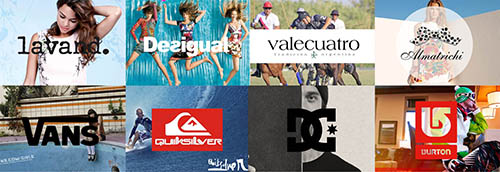 marcas outlet