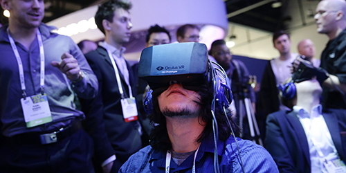 Jugado Oculus Rift