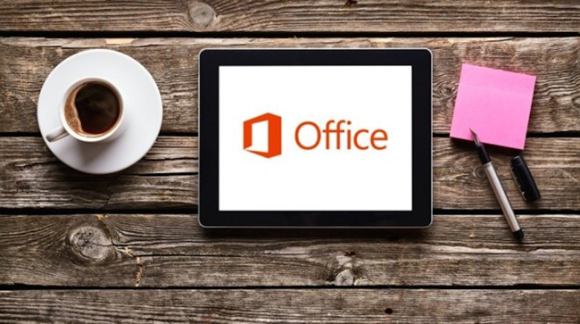 Microsoft lanza Office para iPad