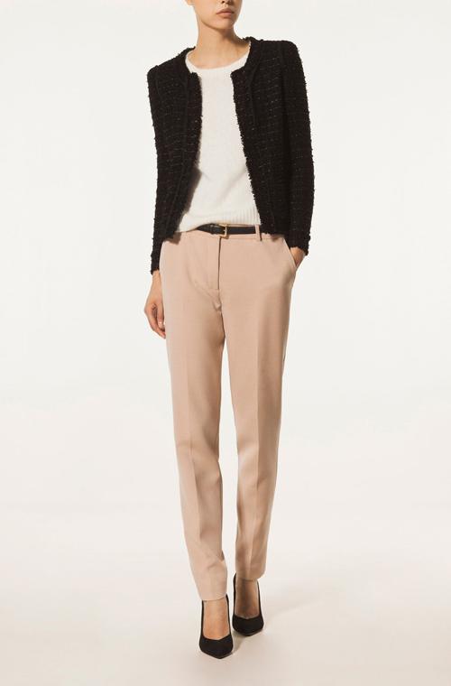 pantalones de vestir massimo dutti