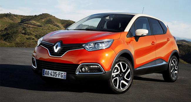 Renault Captur: ¡Captura la vida corriendo por la mujer!