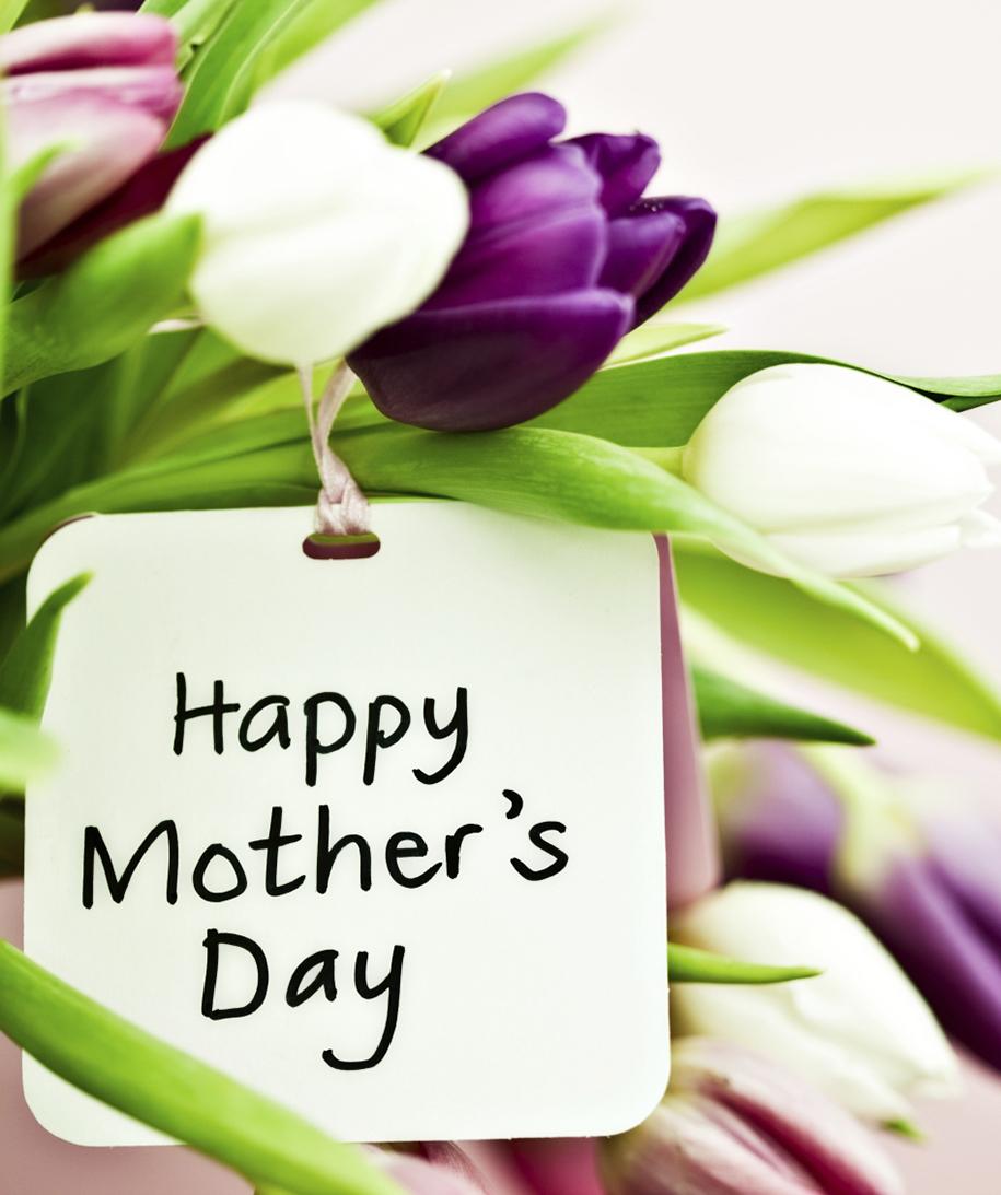 Algunos regalos para el Día de la Madre
