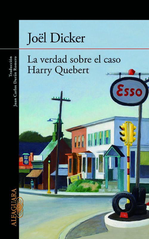 La verdad sobre el caso de Harry Quebert