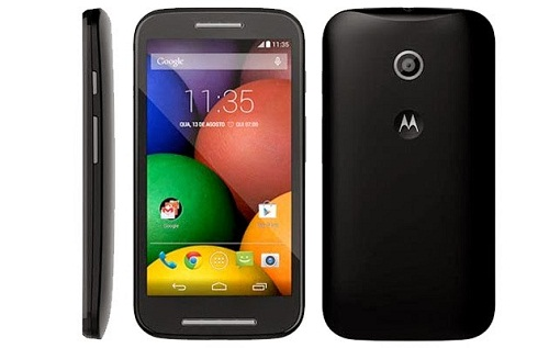 Motorola revoluciona el mercado de entrada en Smartphones con su Moto E