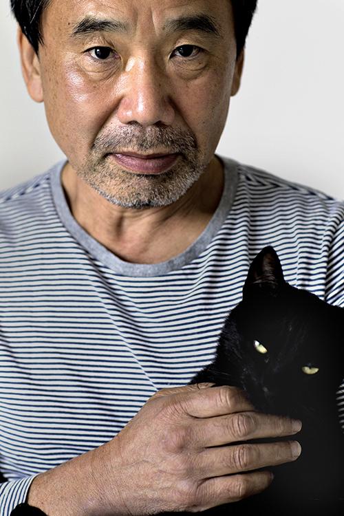 Murakami gato