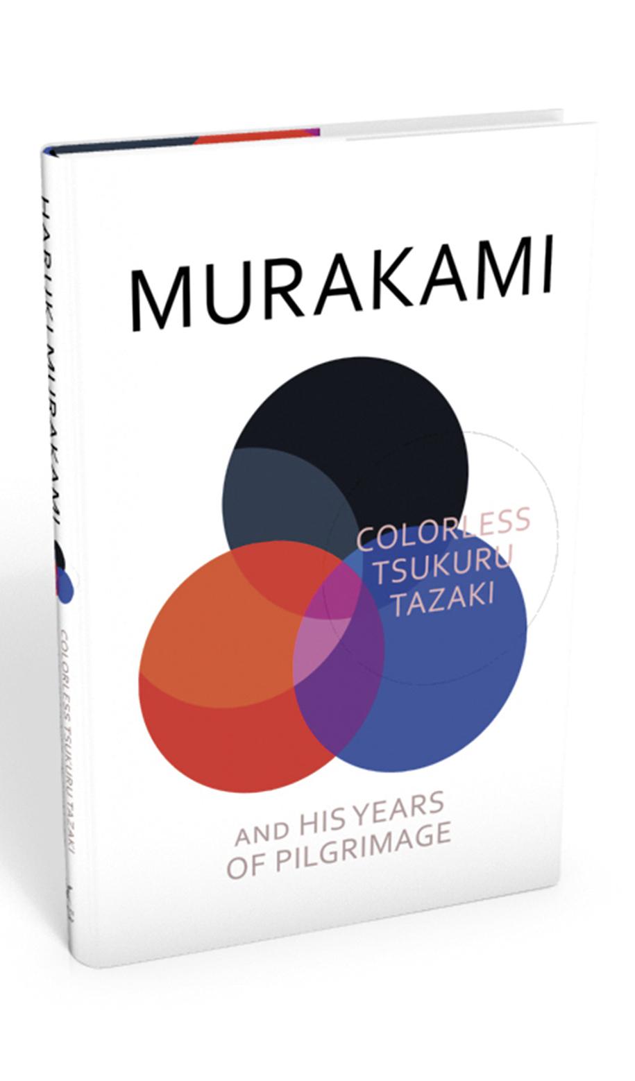 La última novela de Haruki Murakami conquista a los lectores