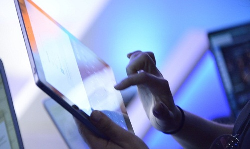 Surface Pro 3 - pantalla táctil