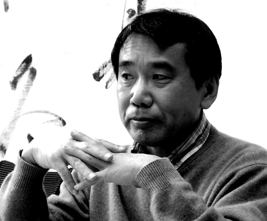 Haruki Murakami, historia viva de la literatura