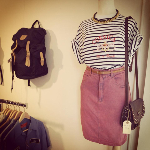 vintage closet