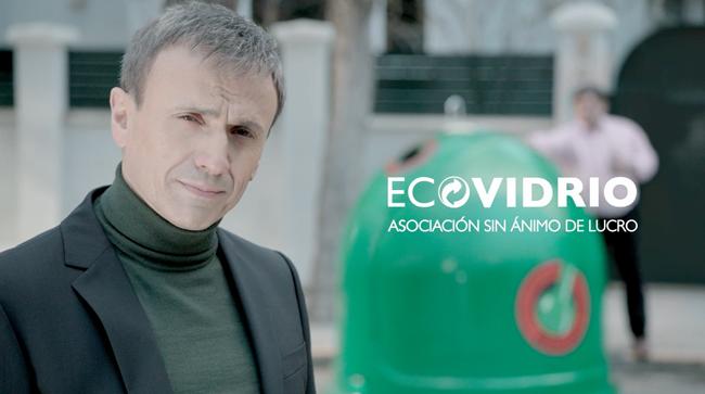 Reciclamos nuestros envases con José Mota y Ecovidrio