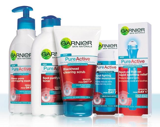Ponle tu mejor cara a los desafíos con Pure Active de Garnier