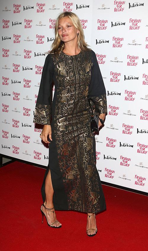 Kate Moss caftan