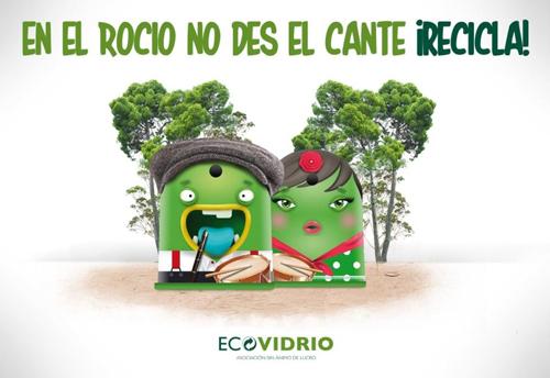 Cartel de EcoVidrio