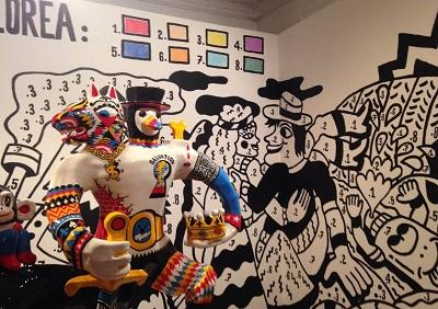 La unión entre el arte y el mejor vino con Campoviejo