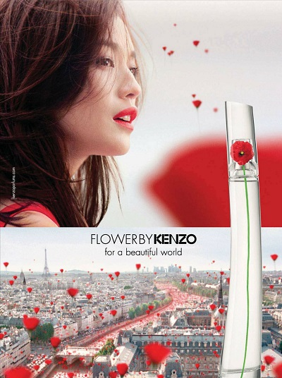 Flower by Kenzo la fragancia del verano