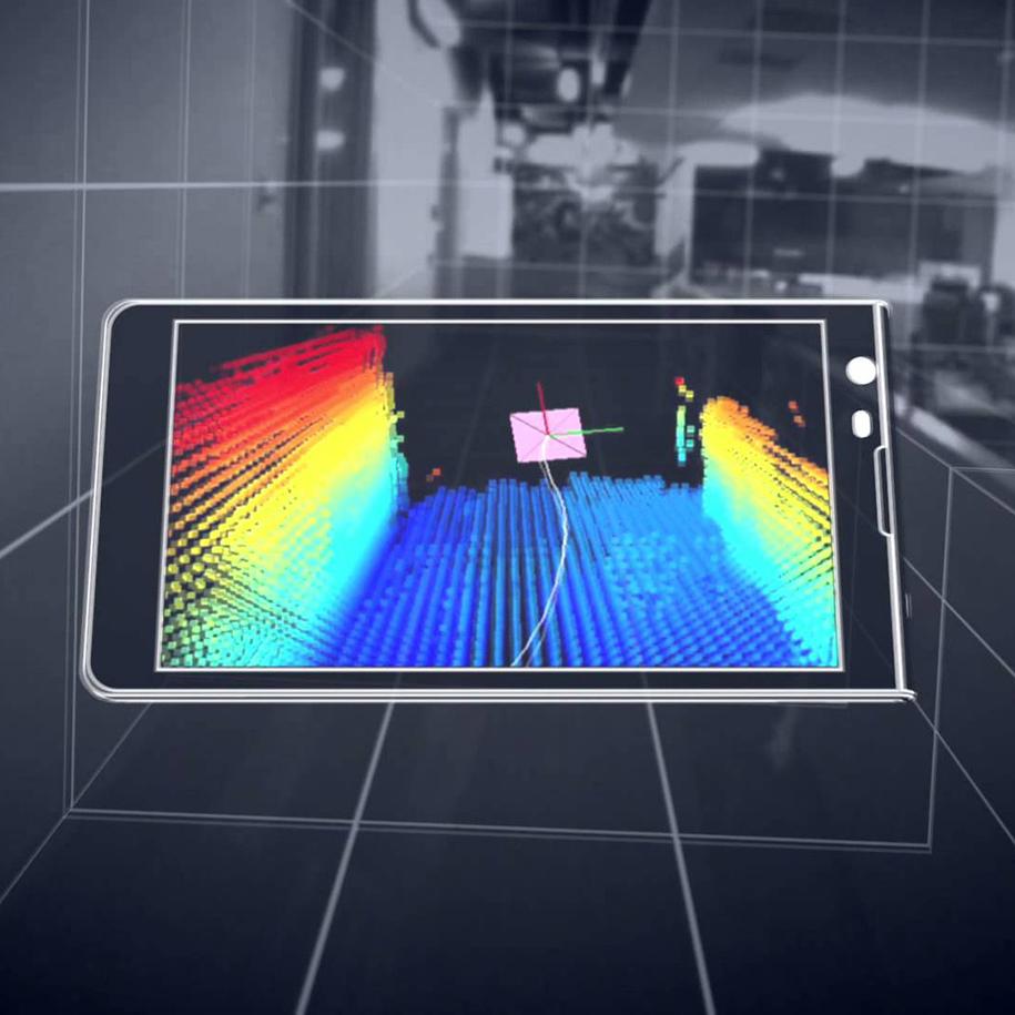 Project Tango, la Realidad Virtual de Google un paso más cerca