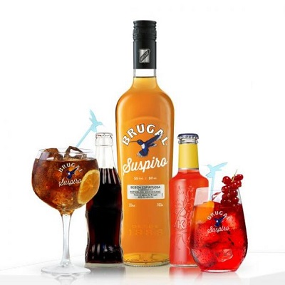 Brugal Suspiro, la bebida imprescindible para este verano