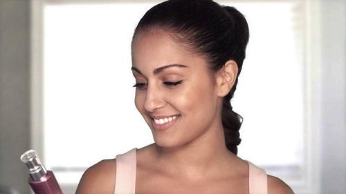 ¿Cuál es el secreto de belleza de Hiba Abouk?