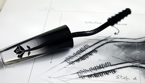 Lancome Grandiose mascara and wand diagram