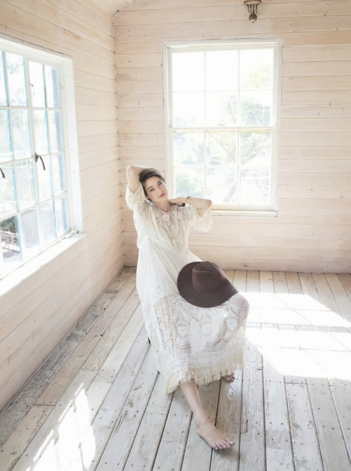 Pelo corto de Shailene Woodley