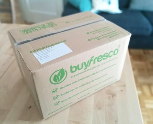 Caja de BuyFresco