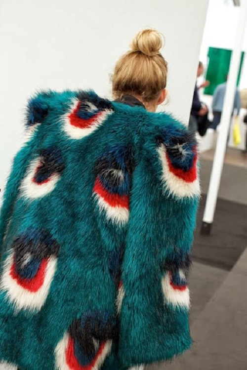 abrigo furry